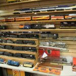 Shelves of Trains 21